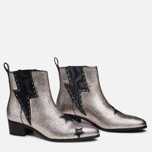 Vice by Modern Vice Lightning bolt boots